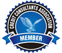 F2A Credit Solutions CCA Certification Seal